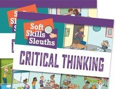 Cover: Soft Skills Sleuths: Investigating Life Skills Success