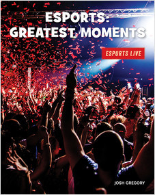 Cover: Esports: Greatest Moments