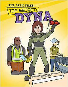 Cover: Top Secret: Dyna