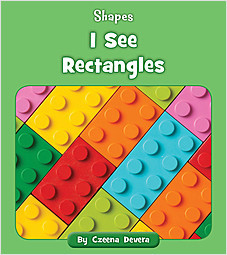 Cover: I See Rectangles