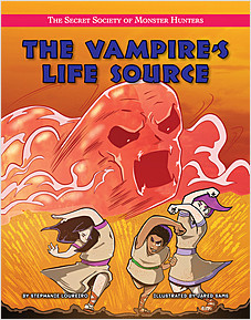 Cover: The Vampire's Life Source