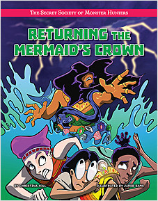 Cover: Returning the Mermaid's Crown