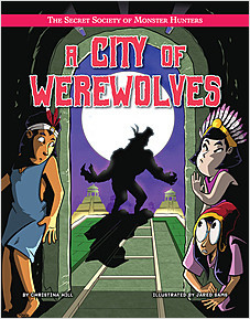 Cover: A City of Werewolves