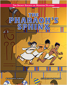 Cover: The Pharaoh's Sphinx