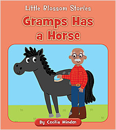 Cover: Gramps Has a Horse