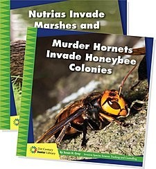 Cover: Invasive Species Science: Tracking and Controlling