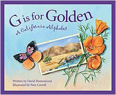 Cover: G is for Golden: A California Alphabet