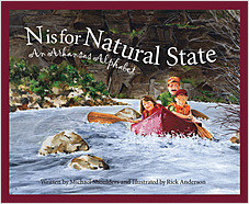 Cover: N is for Natural State: An Arkansas Alphabet