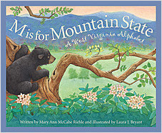 Cover: M is for Mountain State: A West Virginia Alphabet