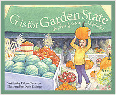 Cover: G is for Garden State: A New Jersey Alphabet