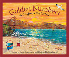Cover: Golden Numbers: A California Number Book
