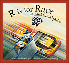 Cover: R is for Race: A Stock Car Alphabet