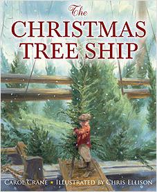 Cover: The Christmas Tree Ship