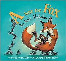 Cover: A isn't for Fox: An Isn't Alphabet