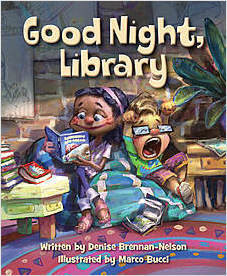 Cover: Good Night, Library