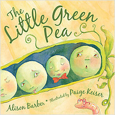 Cover: The Little Green Pea