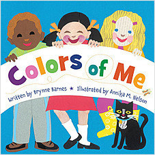 Cover: Colors of Me