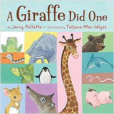 Cover: A Giraffe Did One