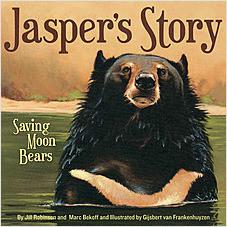 Cover: Jasper's Story: Saving Moon Bears