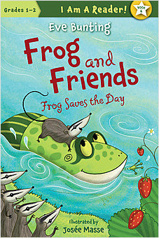 Cover: Frog Saves the Day