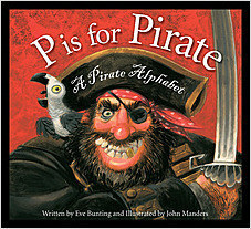 Cover: P is for Pirate: A Pirate Alphabet
