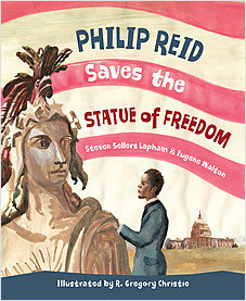 Cover: Philip Reid Saves The Statue of Freedom