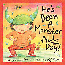 Cover: He's Been a Monster All Day