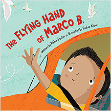Cover: The Flying Hand of Marco B.