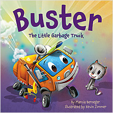 Cover: Buster the Little Garbage Truck