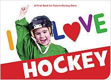 Cover: I Love Hockey