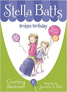Cover: Stella Batts Broken Birthday