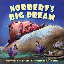 Cover: Norbert's Big Dream