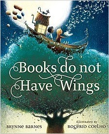 Cover: Books Do Not Have Wings