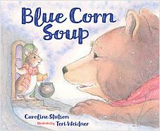 Cover: Blue Corn Soup