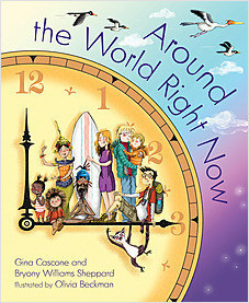 Cover: Around the World Right Now