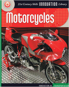 Cover: Motorcycles