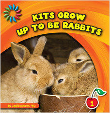 Cover: Kits Grow up to Be Rabbits