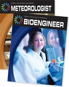 Cover: Cool Science Careers
