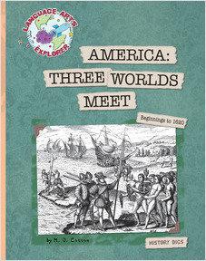 Cover: America: Three Worlds Meet