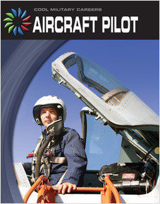 Cover: Cool Military Careers