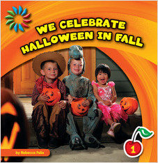 Cover: We Celebrate Halloween in Fall