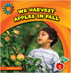 Cover: We Harvest Apples in Fall