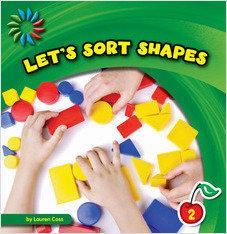 Cover: Let's Sort Shapes