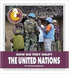 Cover: The United Nations