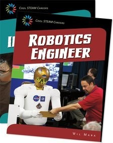 Cover: Cool STEAM Careers