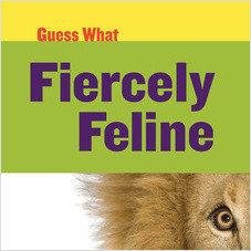 Cover: Fiercely Feline: Lion