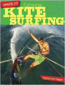 Cover: Extreme Kite Surfing