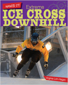 Cover: Extreme Ice Cross Downhill