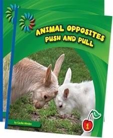 Cover: Animal Opposites