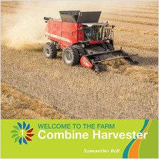 Cover: Combine Harvester